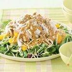Хрустящий тайский салат